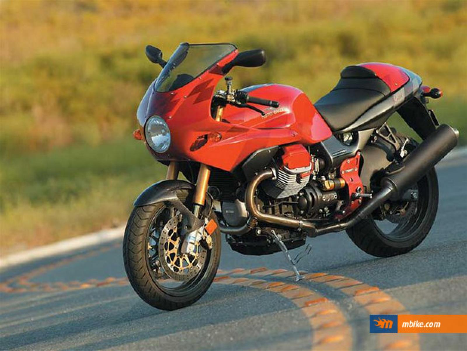 Moto Guzzi V11 Le Mans Nero Corsa 2004 wallpapers #160874