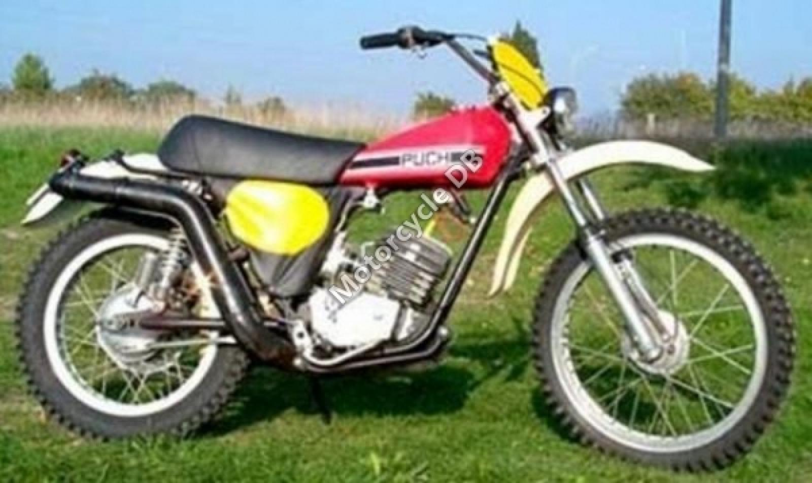 Puch GS 350 F 5 1988 wallpapers #140643