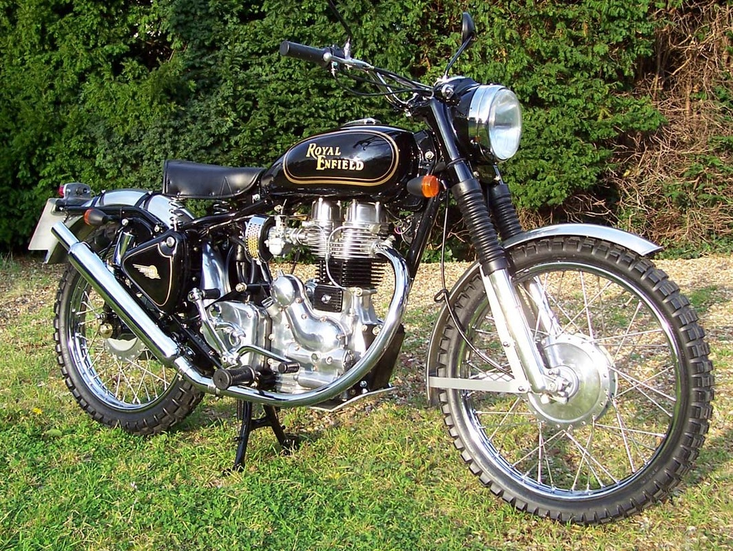 Royal Enfield Bullet 500 Trial Trail 2005 images #170393