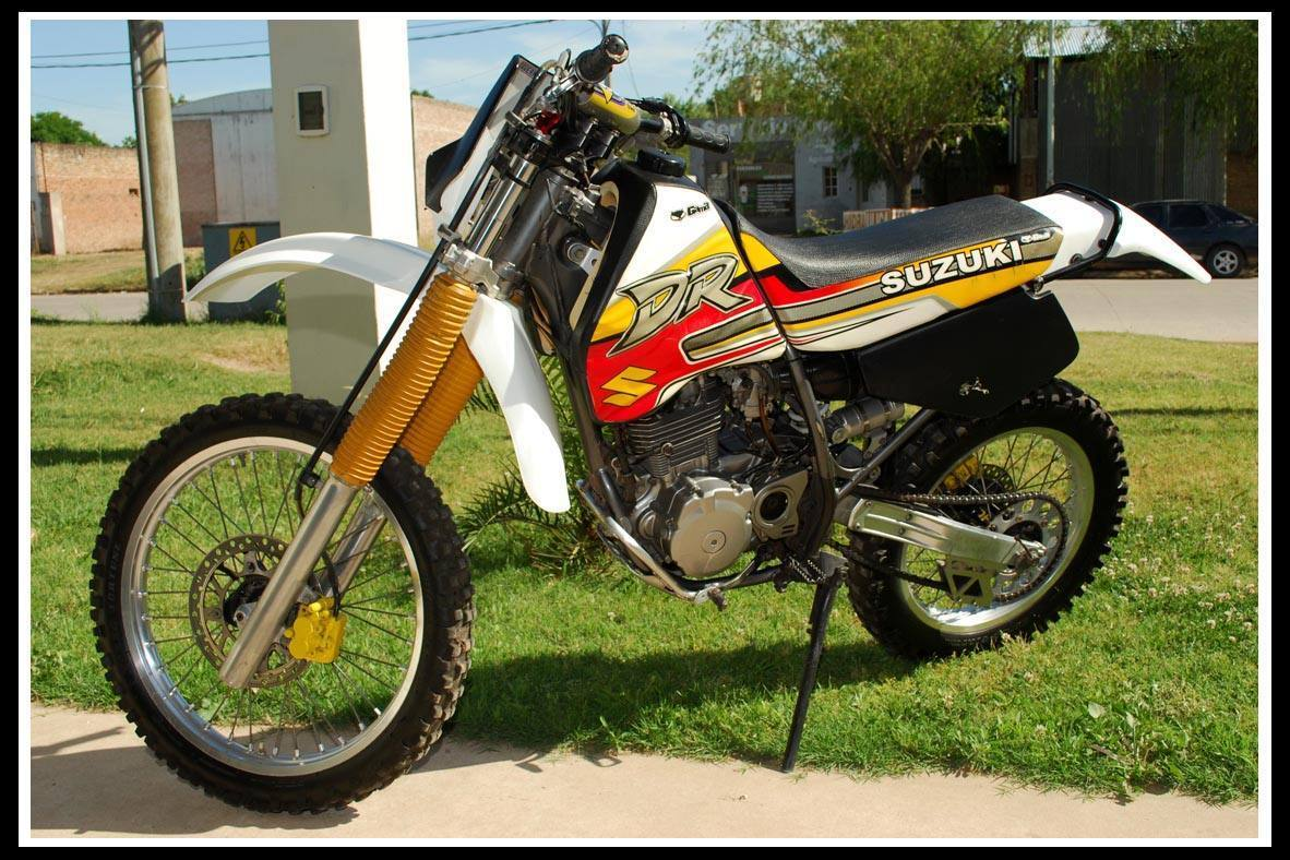 1994 suzuki dr 350 se pics specs and information. Black Bedroom Furniture Sets. Home Design Ideas