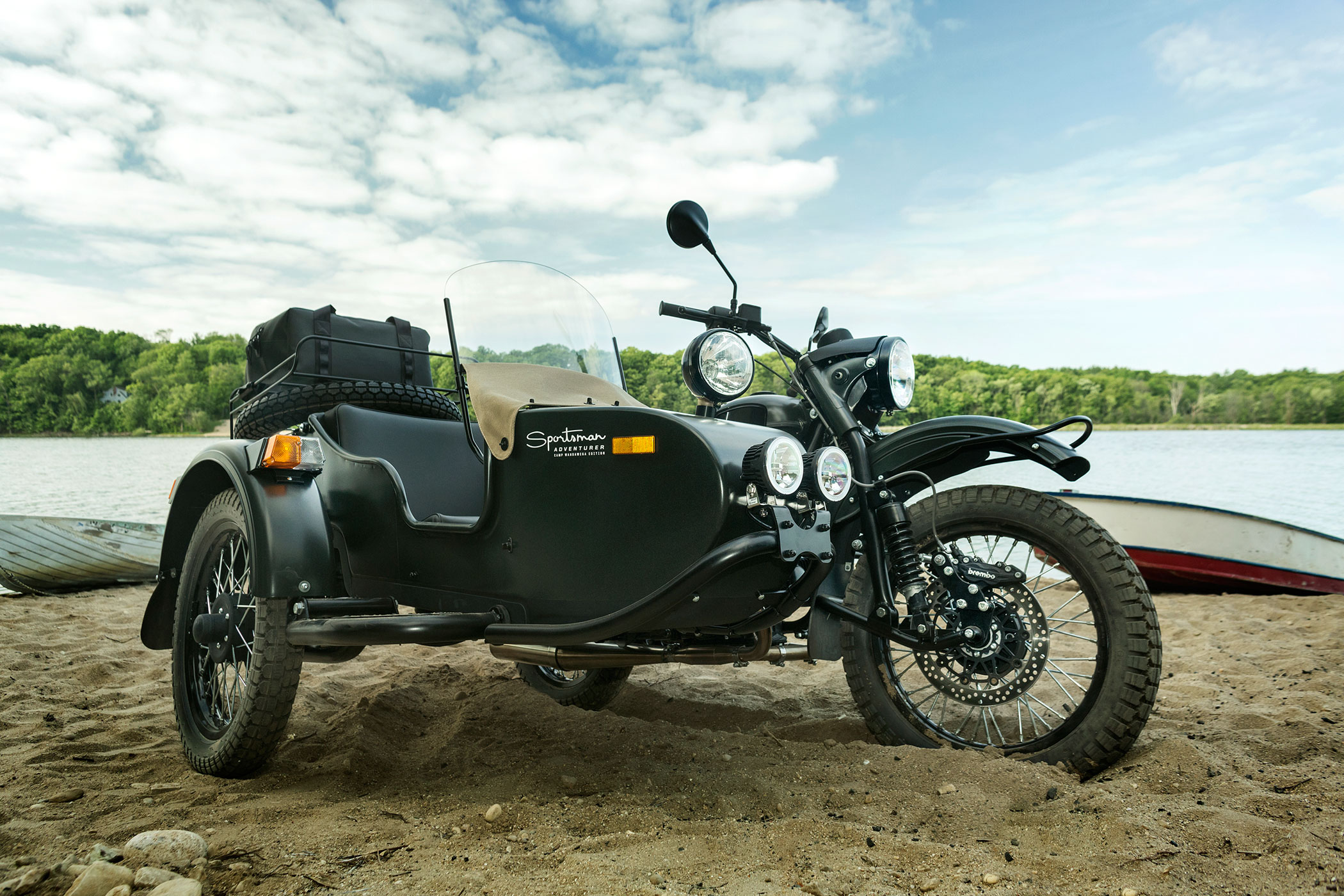 Ural M 66 with sidecar 1975 images #127256