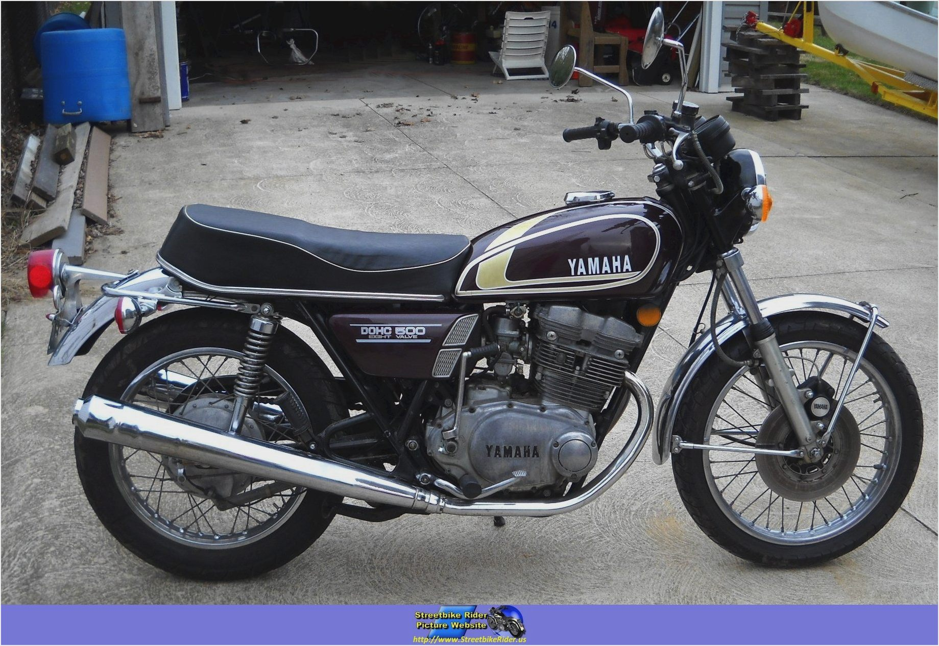 1971 Yamaha XS 650 E: pics, specs and information ...