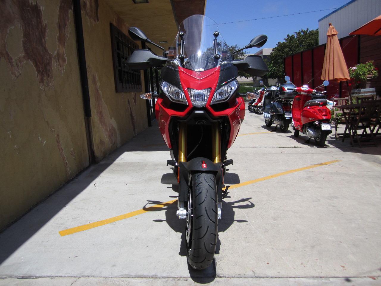 Aprilia Caponord 1200 ABS Travel Pack pics #8313