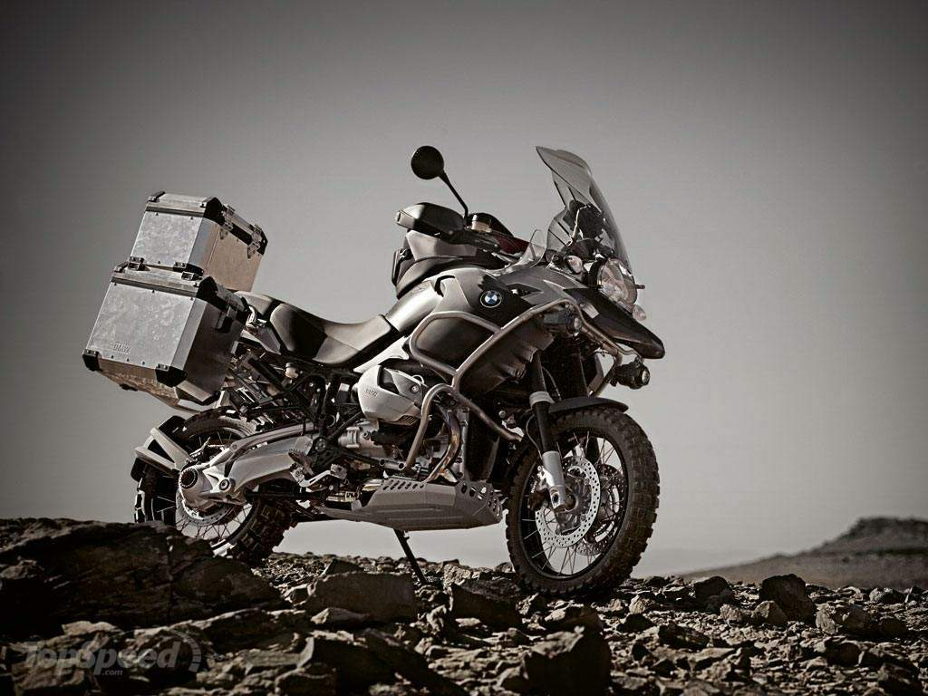 BMW R1200GS Triple Black images #8711