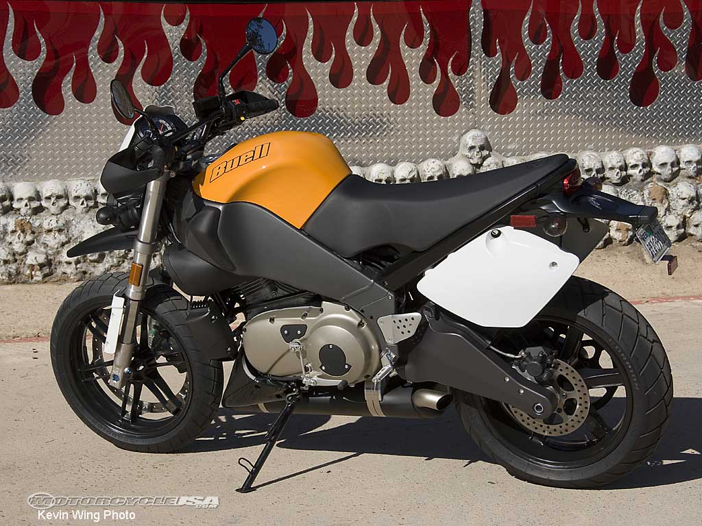 Buell Lightning Super TT XB12STT 2007 images #66349