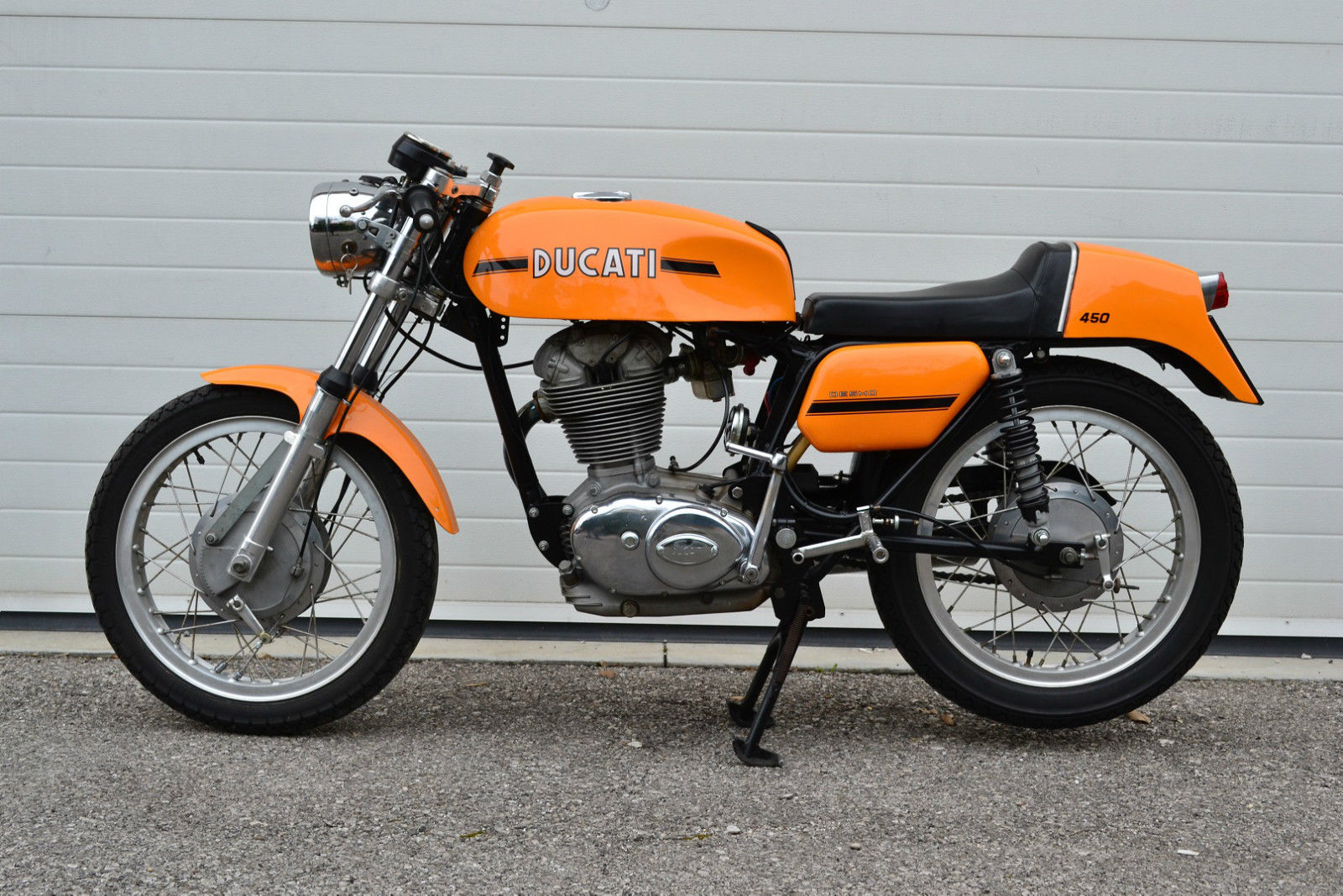 Ducati 450 Mark 3 1970 images #171188