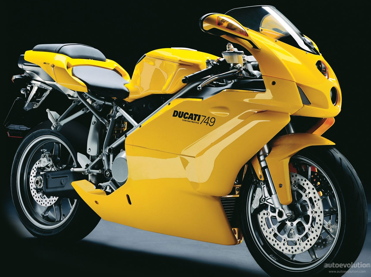 Ducati 749 wallpapers #87445