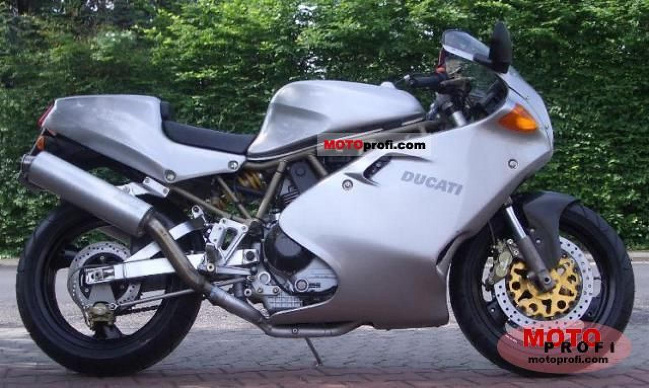 Ducati 900 SS FE 1998 wallpapers #156308