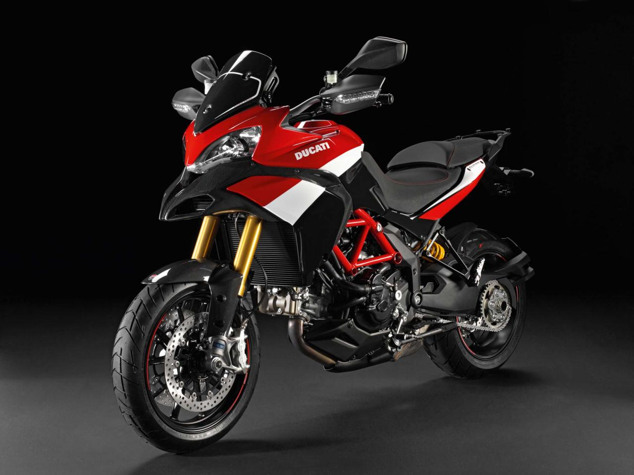 Ducati Multistrada 1200 S Pikes Peak Edition wallpapers #13082