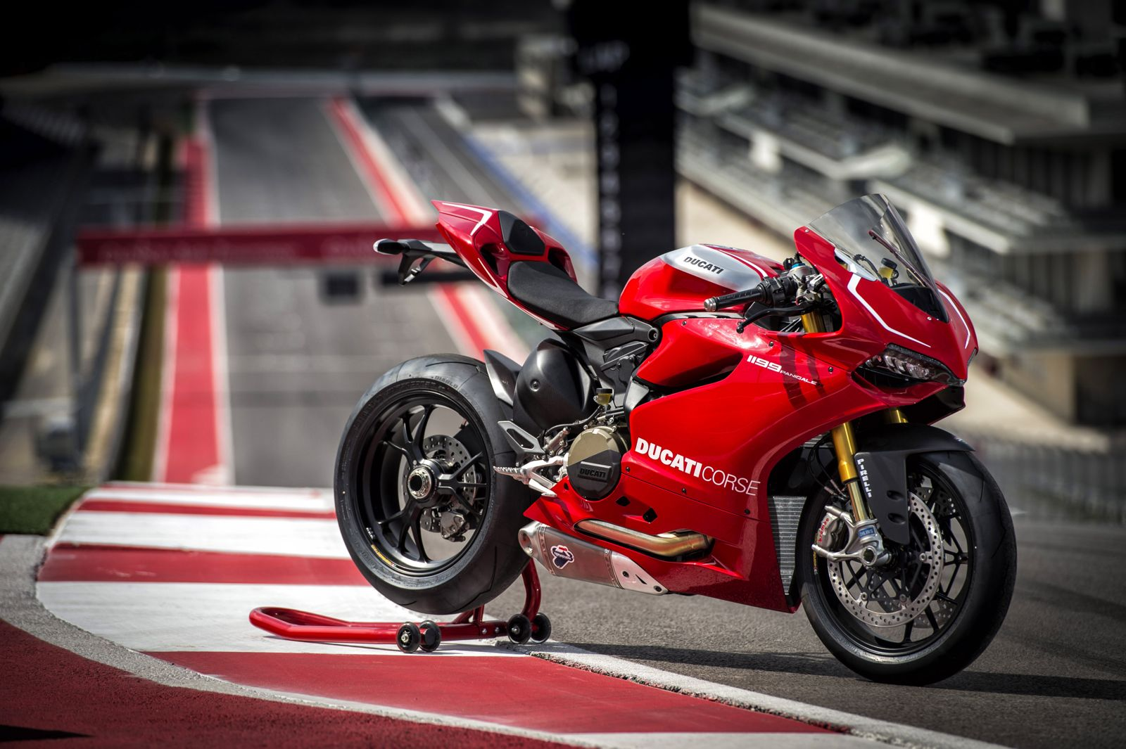 Ducati Superbike 1199 Panigale S wallpapers #13381