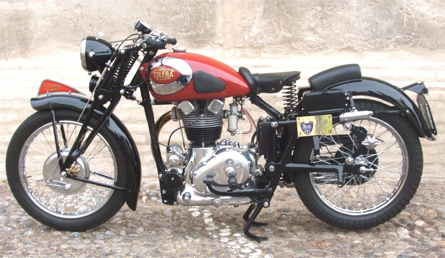 Gilera 500 Dakota images #95169