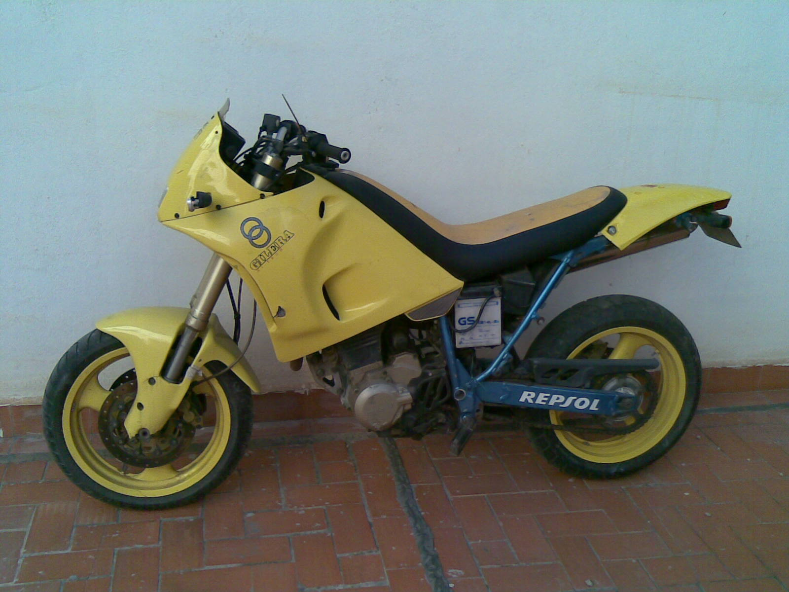 Gilera 600 Nordwest 1993 images #72960