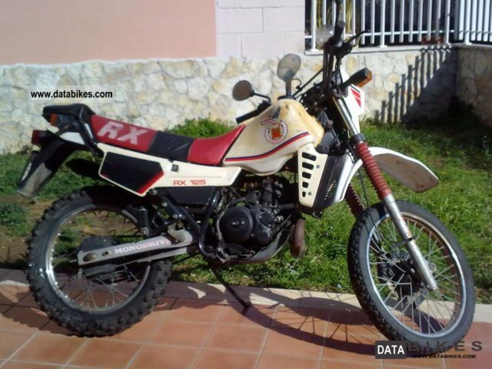 Gilera RX 125 Arizona 1985 images #73259