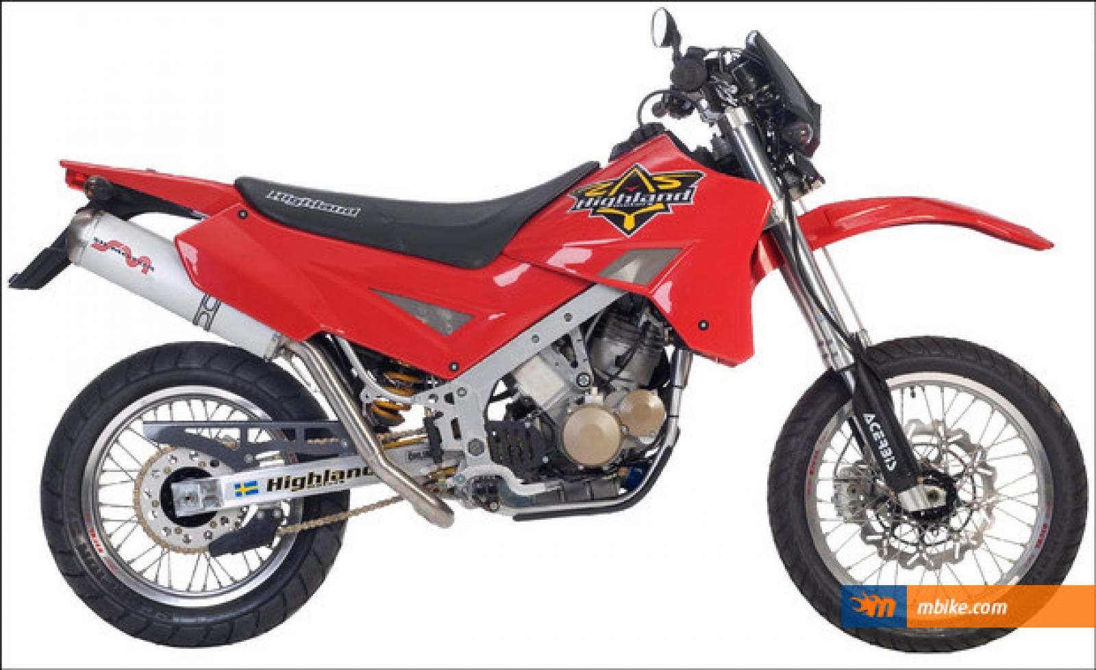 Highland 950 V2 Outback Supermoto 2005 images #97053