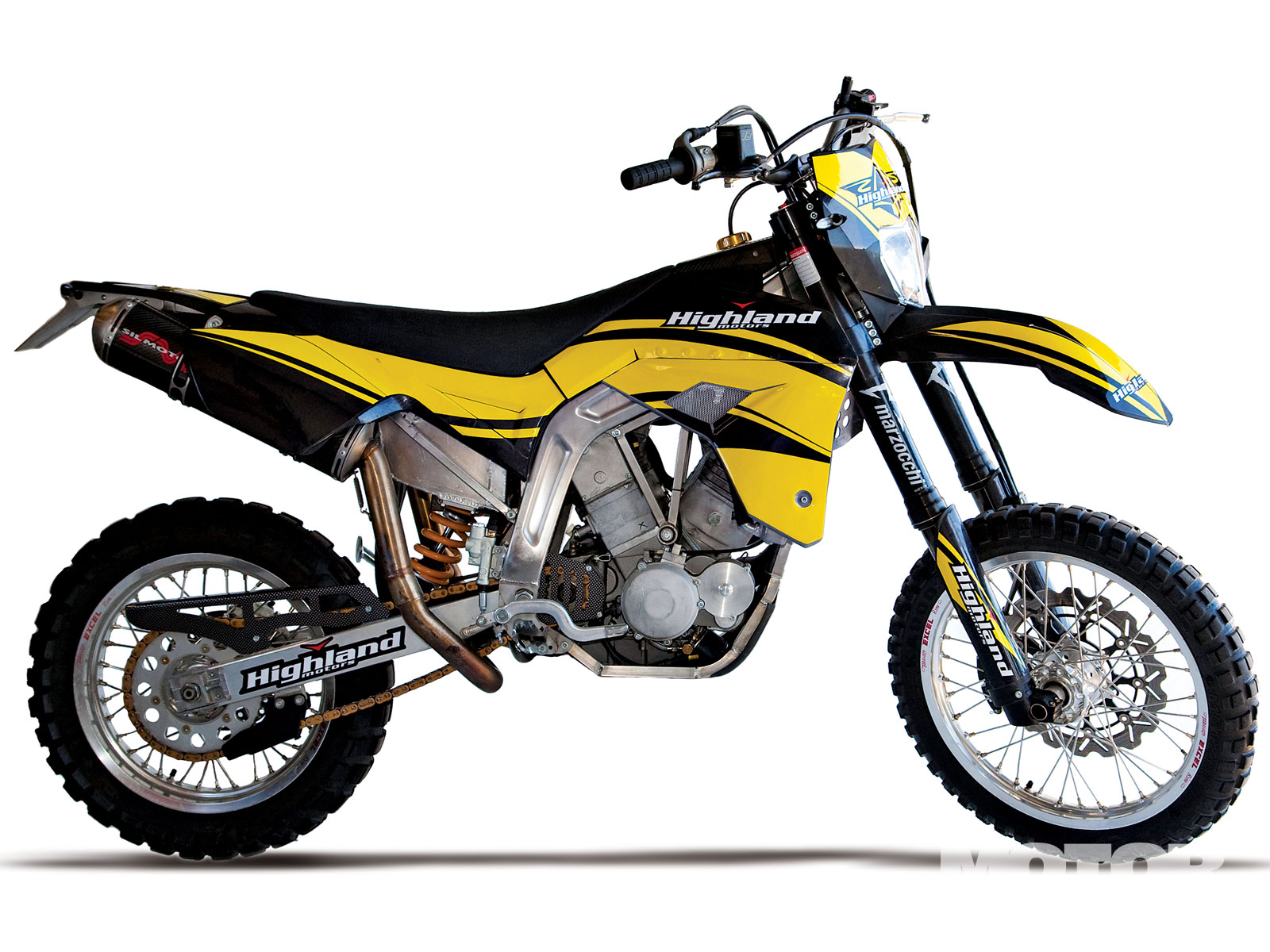Highland 950 V2 Outback Supermoto 2008 images #169802
