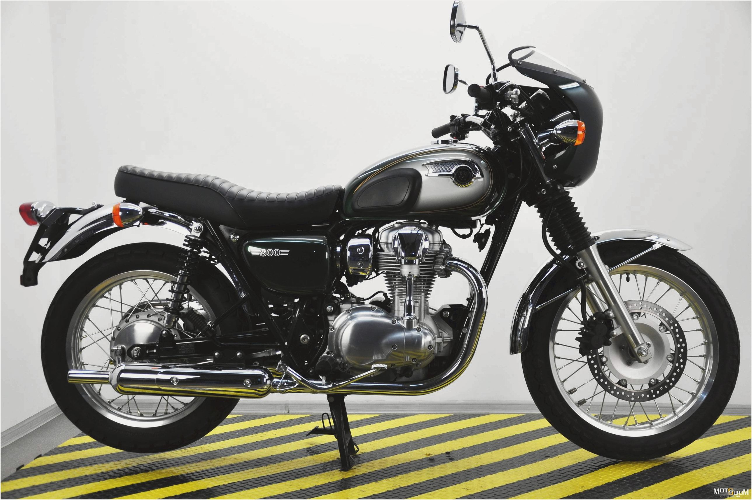 Kawasaki W800 Cafe Style 2011 images #86139