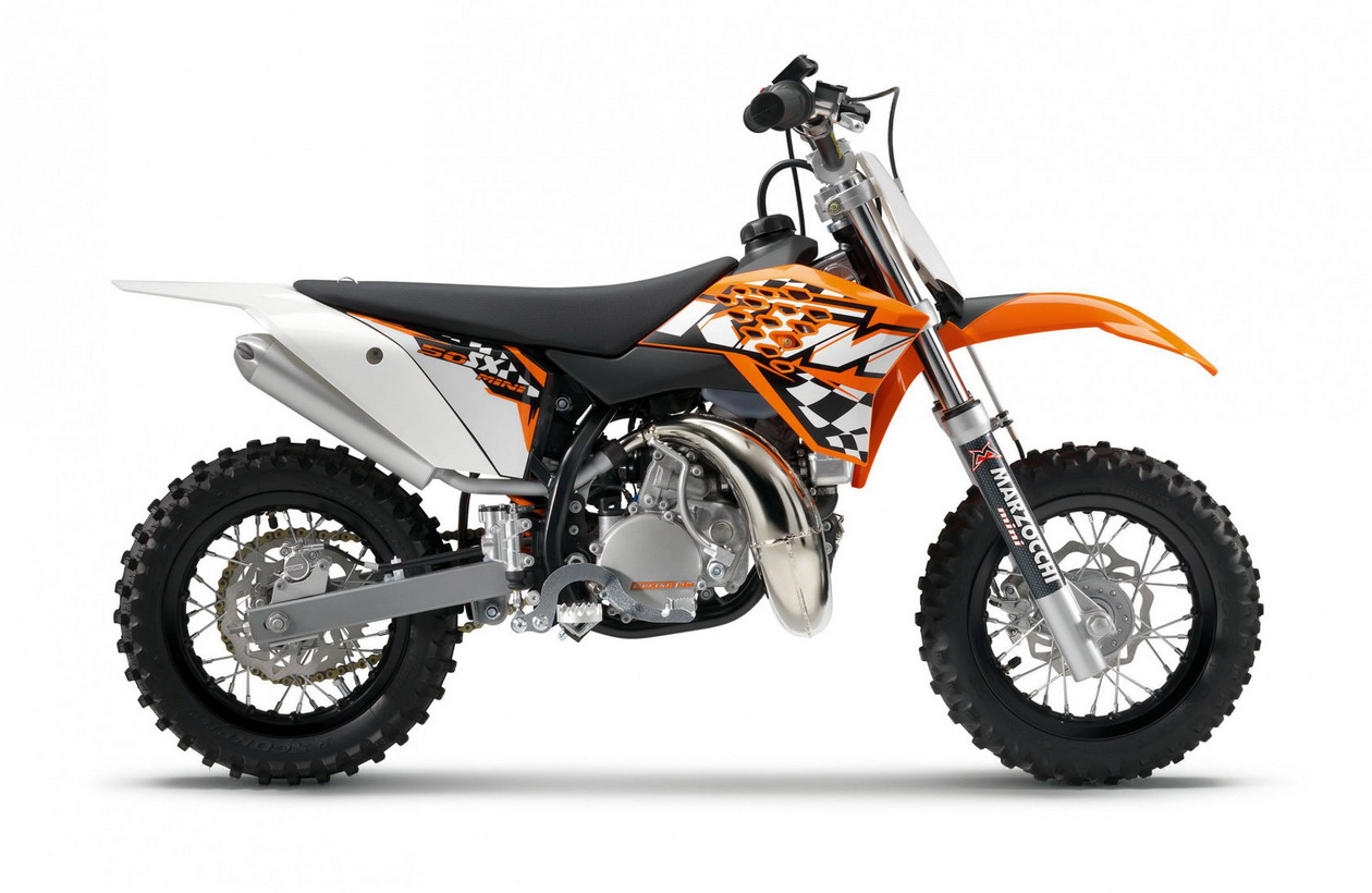 KTM 50 Senior Adventure 2007 wallpapers #135286