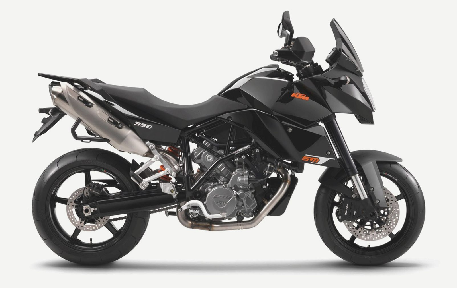 KTM 690 Supermoto Limited Edition images #155318