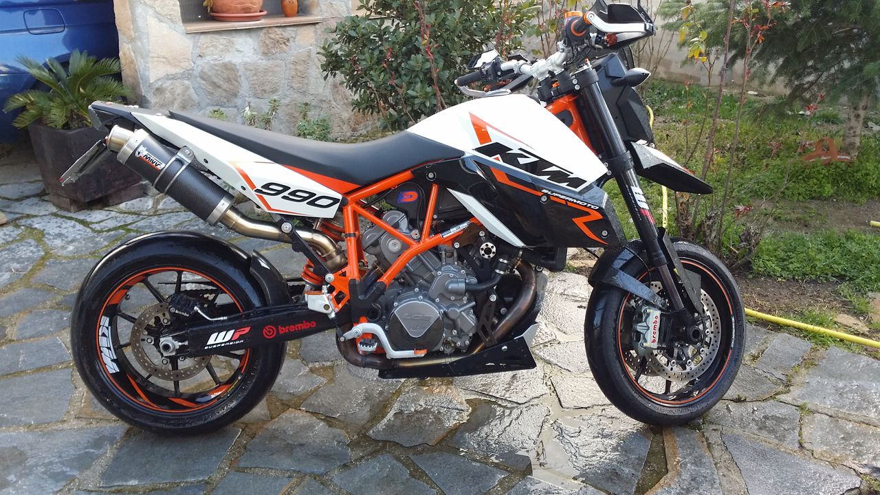 ktm 990 supermoto r pics specs and list of seriess by. Black Bedroom Furniture Sets. Home Design Ideas