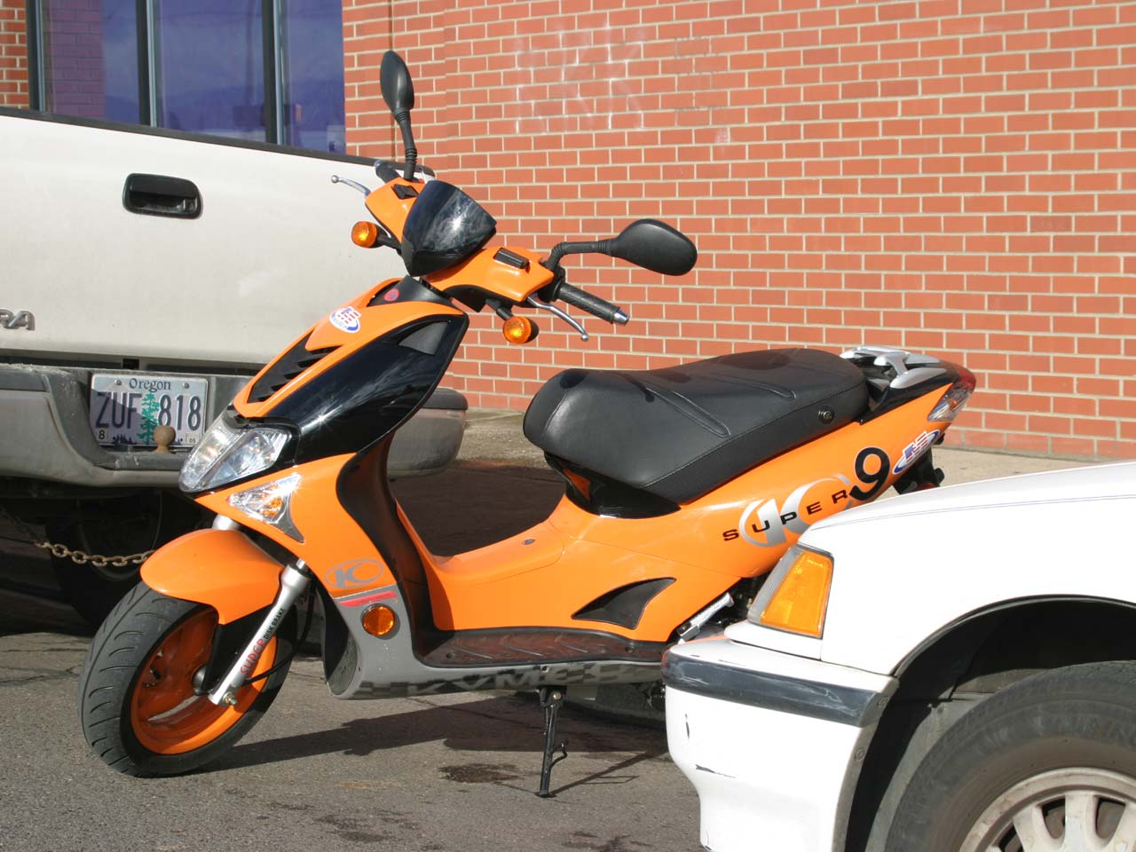 Kymco Super 9/50 2004 images #101518
