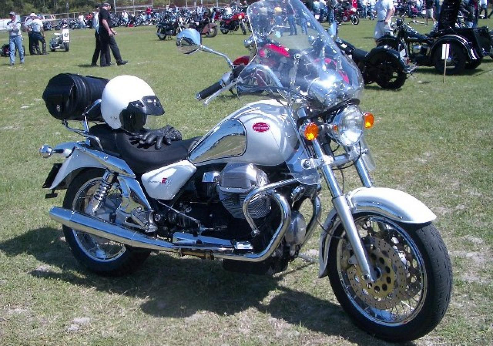 Moto Guzzi California 1100 i 1997 images #108838