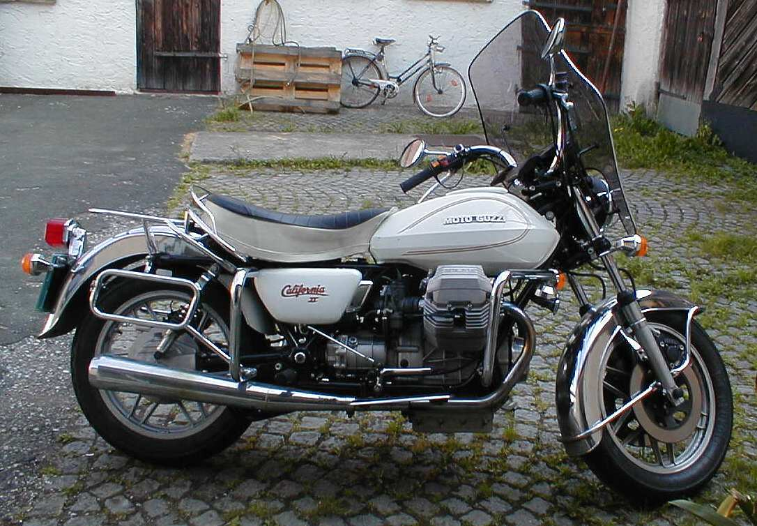 Moto Guzzi California II images #106752
