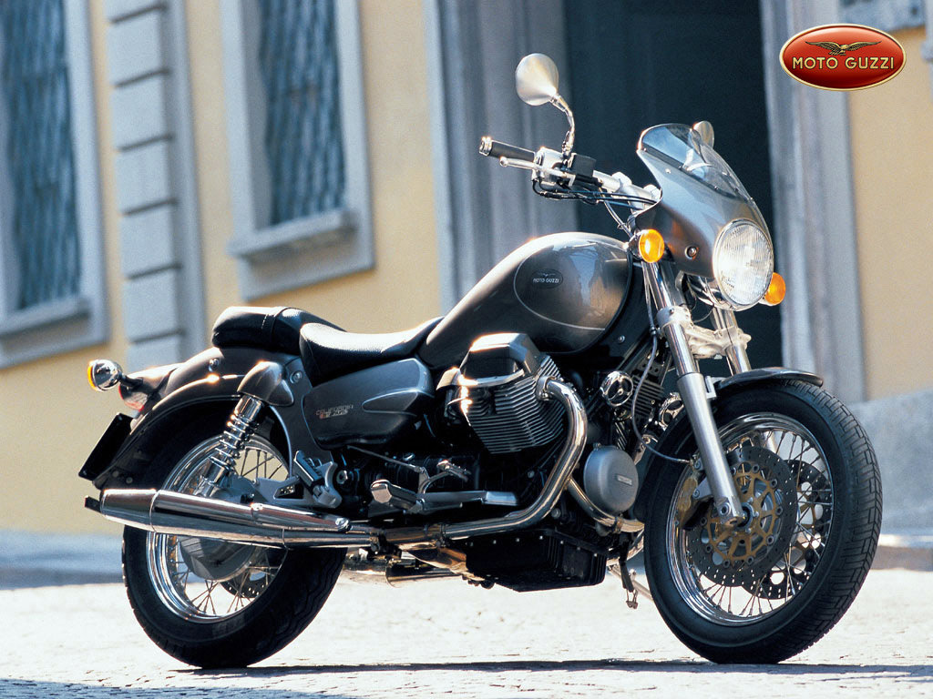 Moto Guzzi California Jackal 2001 images #109127