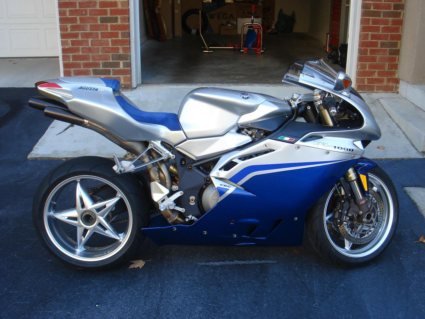 MV Agusta F4 S 1+1 2004 images #113651