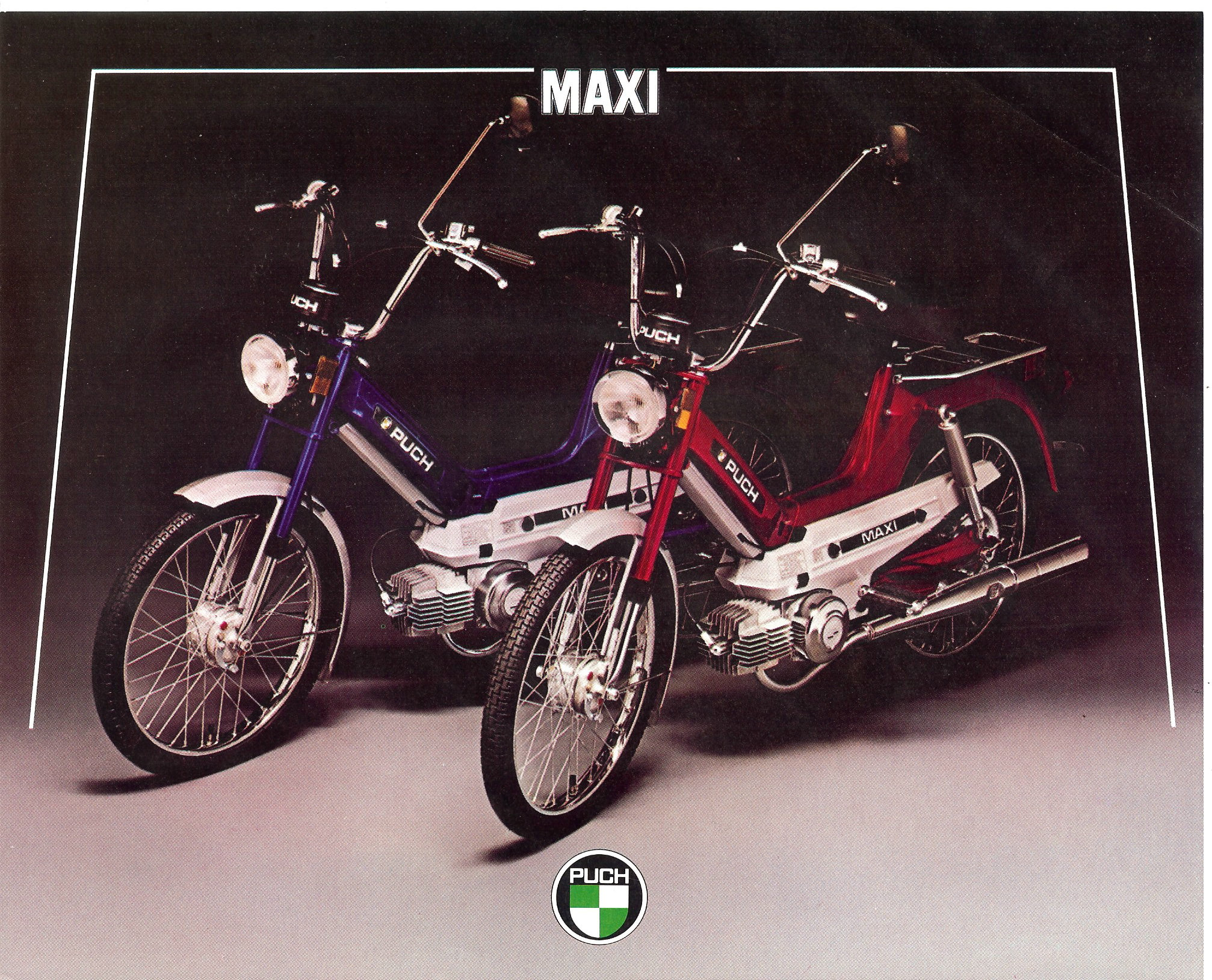 Puch Maxi LF (LongFrame) images #121345