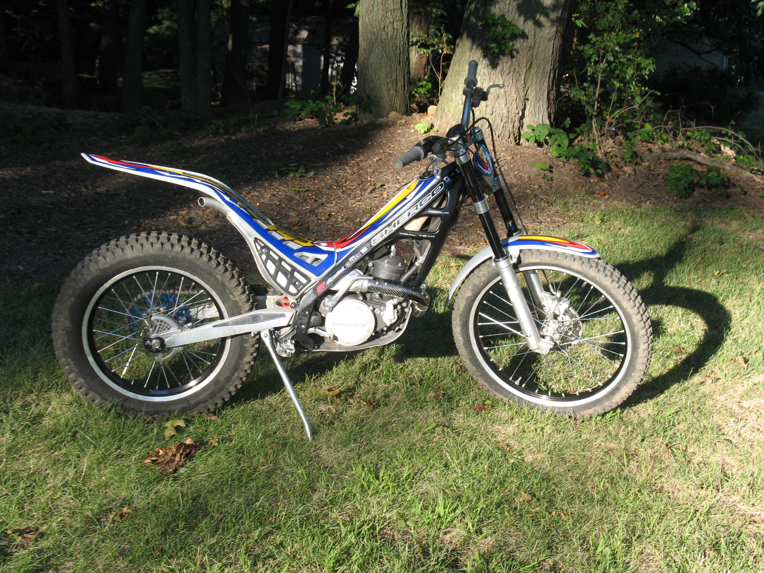 Sherco 3.2 4T 2008 wallpapers #129534
