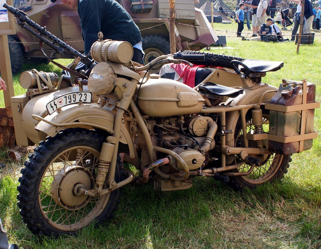 Ural M-63 with sidecar 1979 images #127168