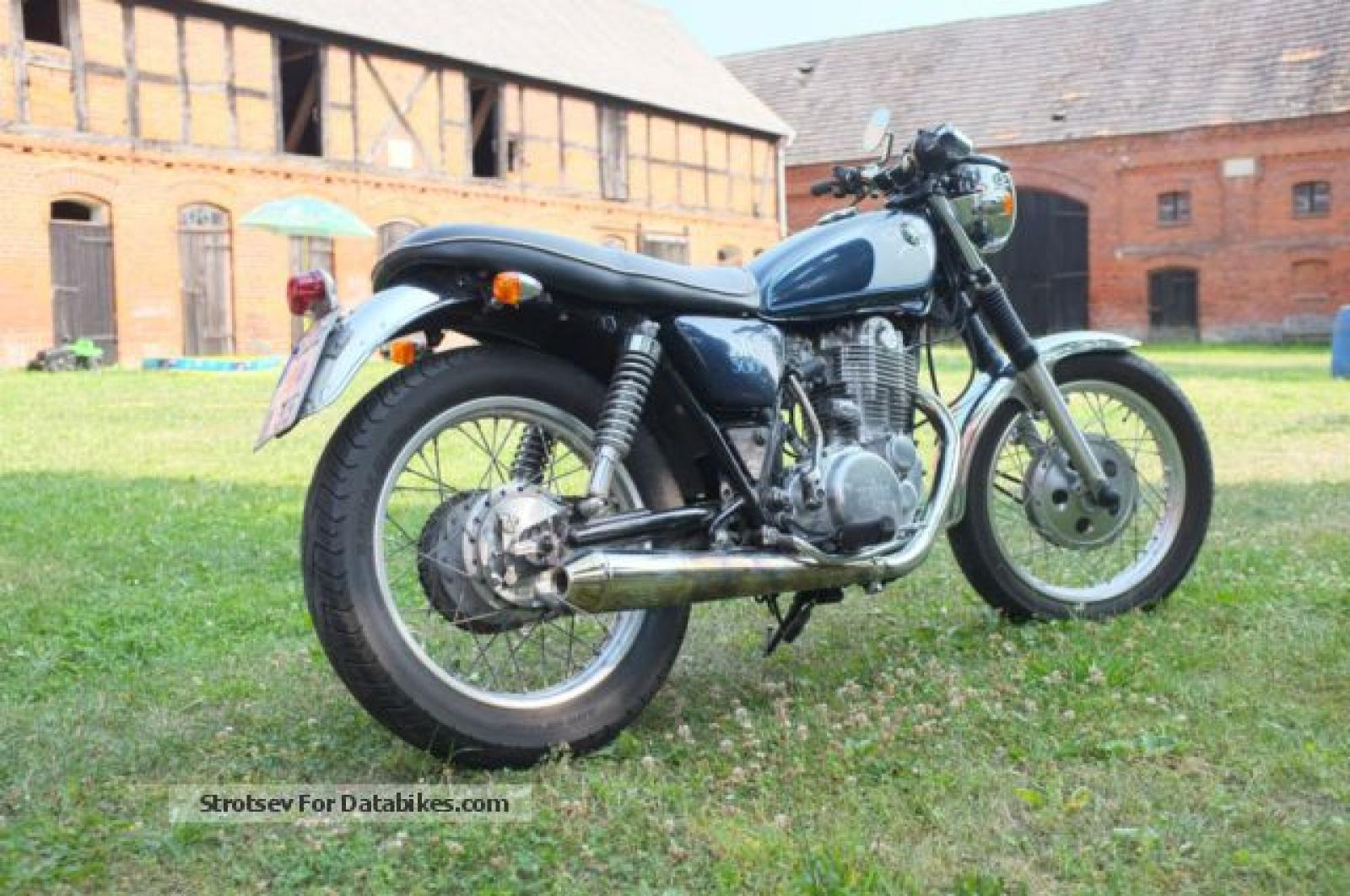 1994 yamaha sr 125 pics specs and information. Black Bedroom Furniture Sets. Home Design Ideas