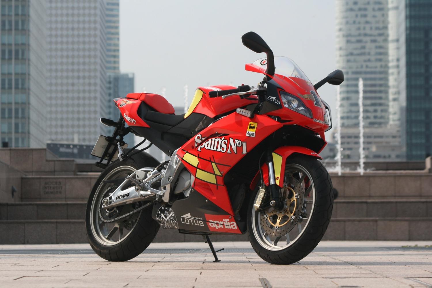 Aprilia RX 125 2008 wallpapers #171880