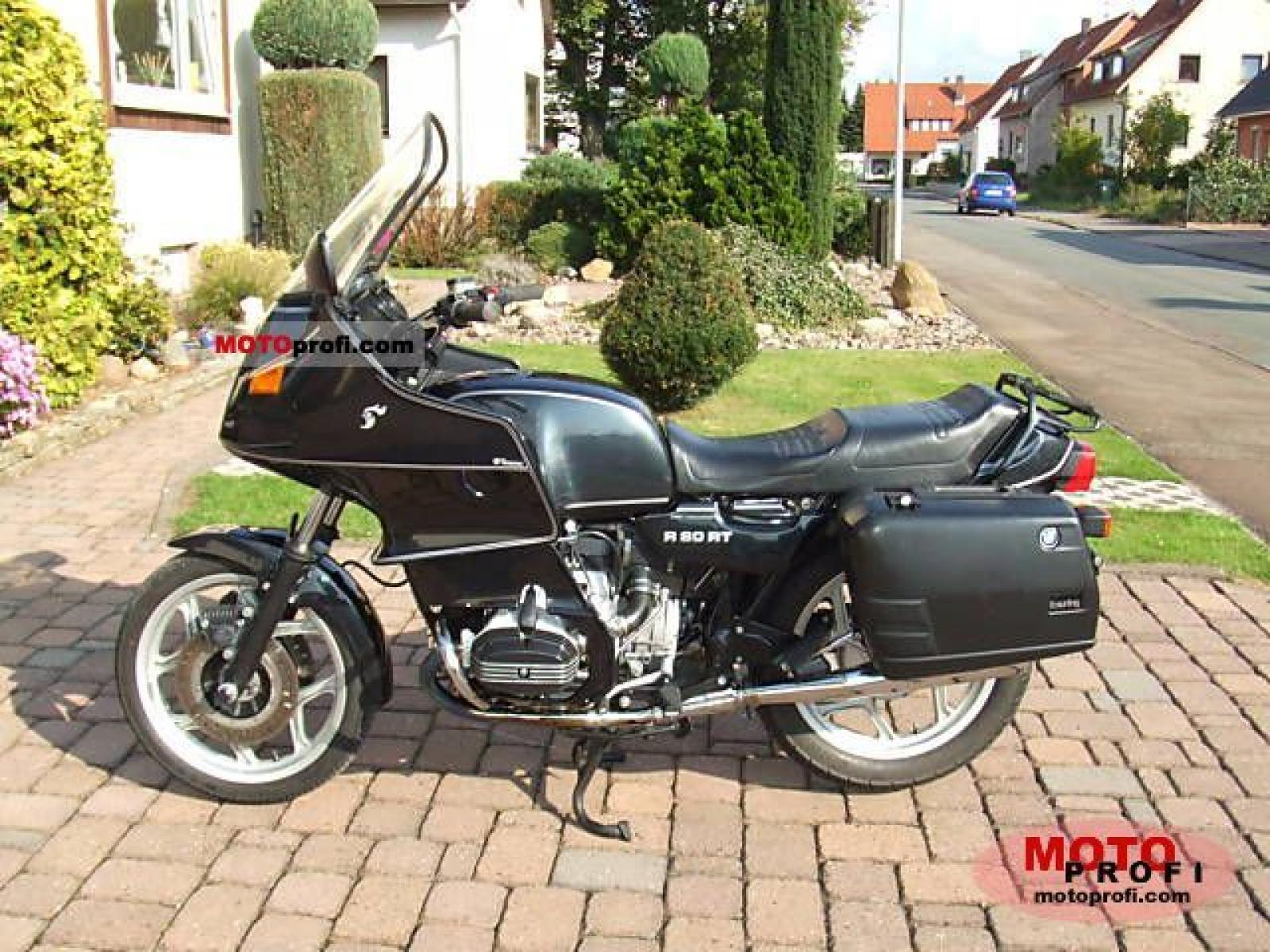 BMW R45 (reduced effect) 1978 images #4253