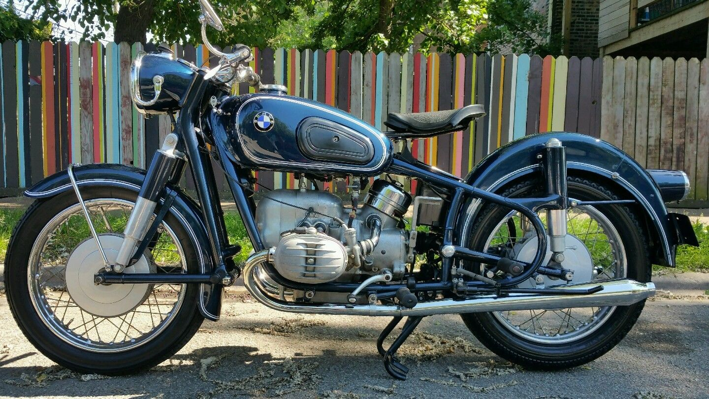 BMW R50 1960 wallpapers #144015