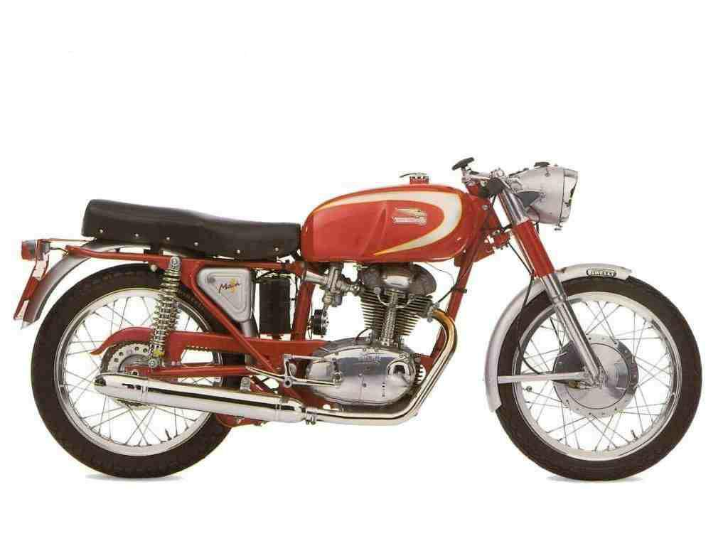 Ducati 250 Mark 3 D images #10201