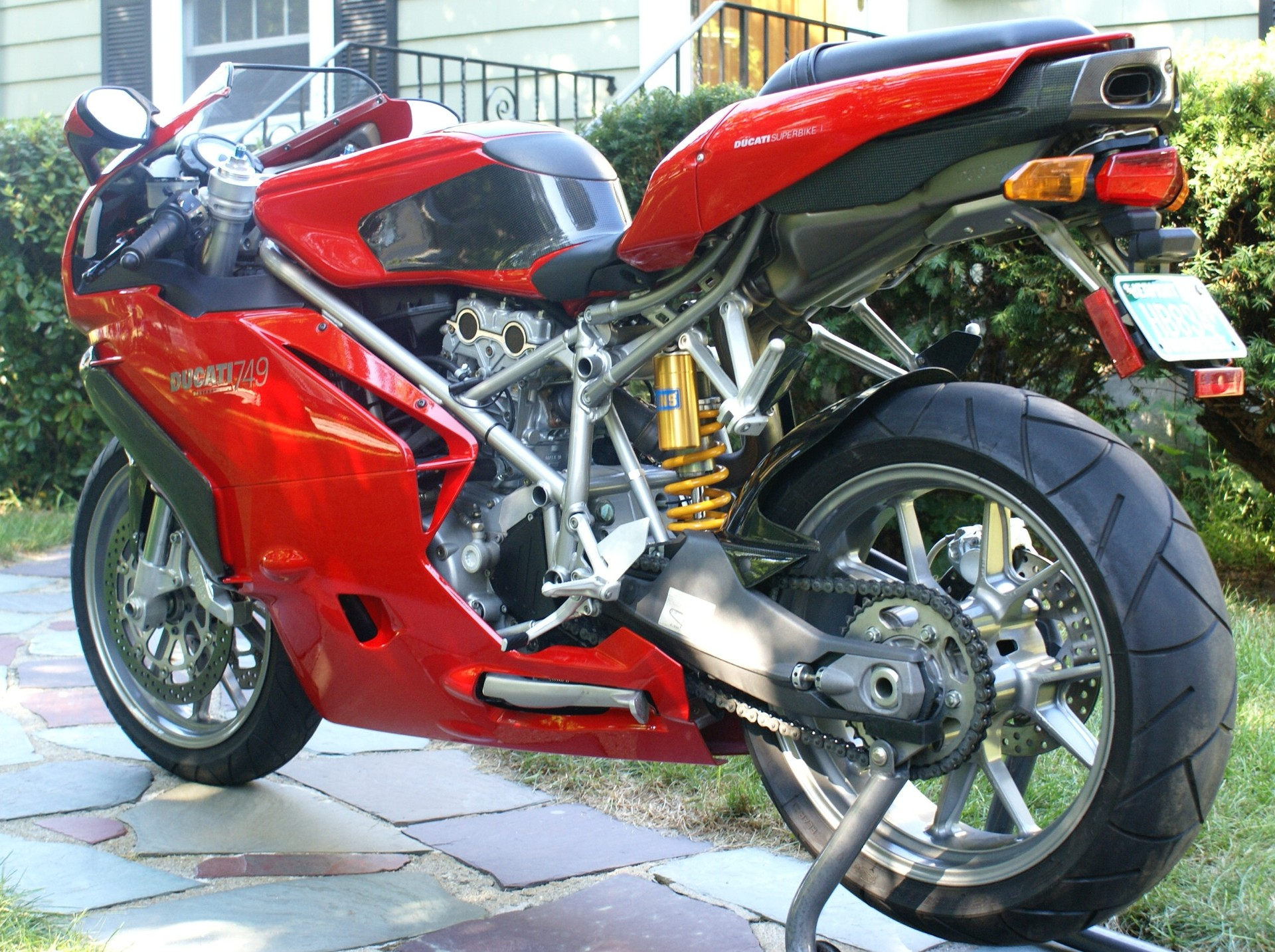 Ducati 749 wallpapers #87438