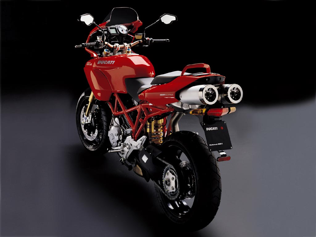 Ducati Multistrada 1000 DS 2006 images #79201