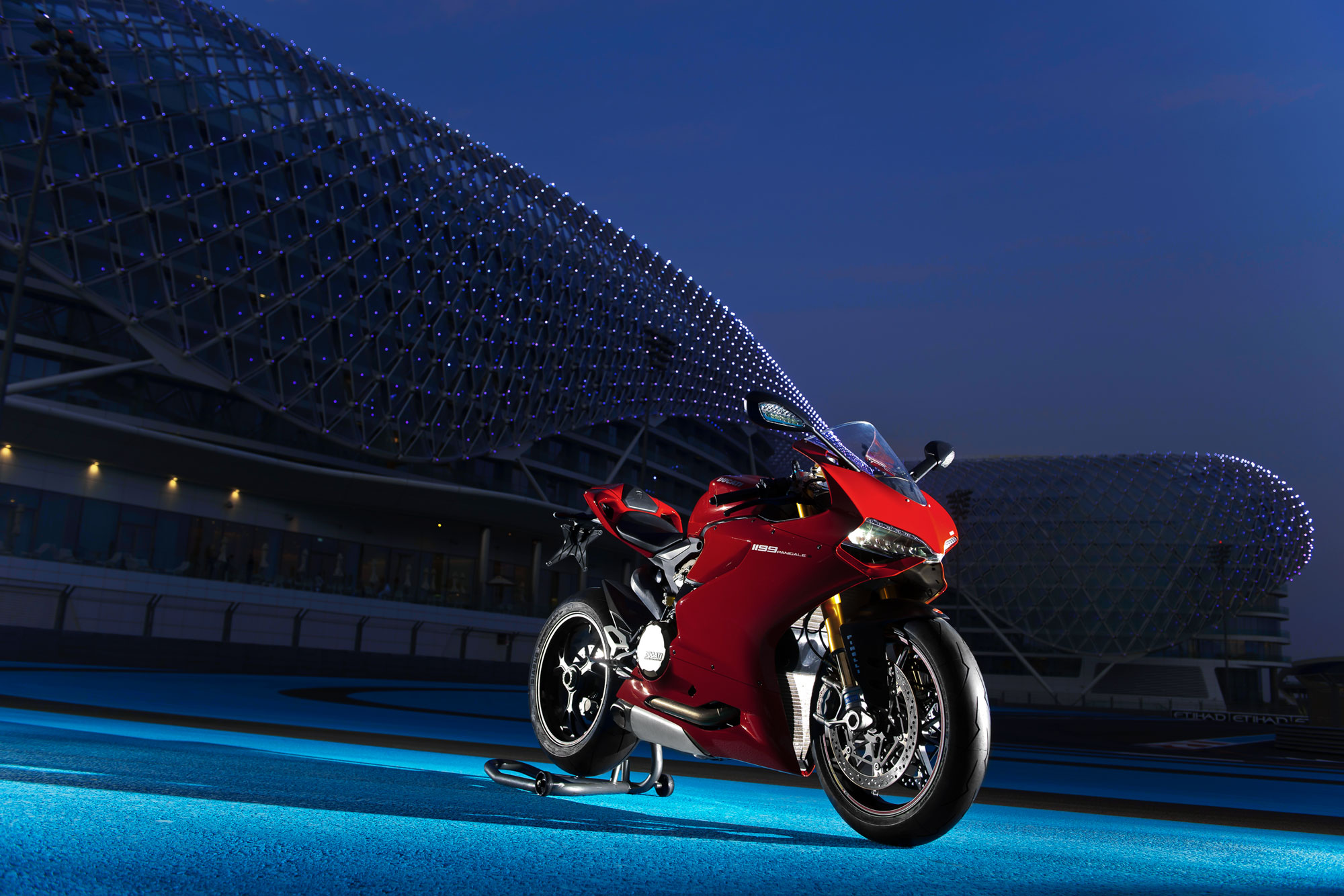 Ducati Superbike 1199 Panigale S wallpapers #13384