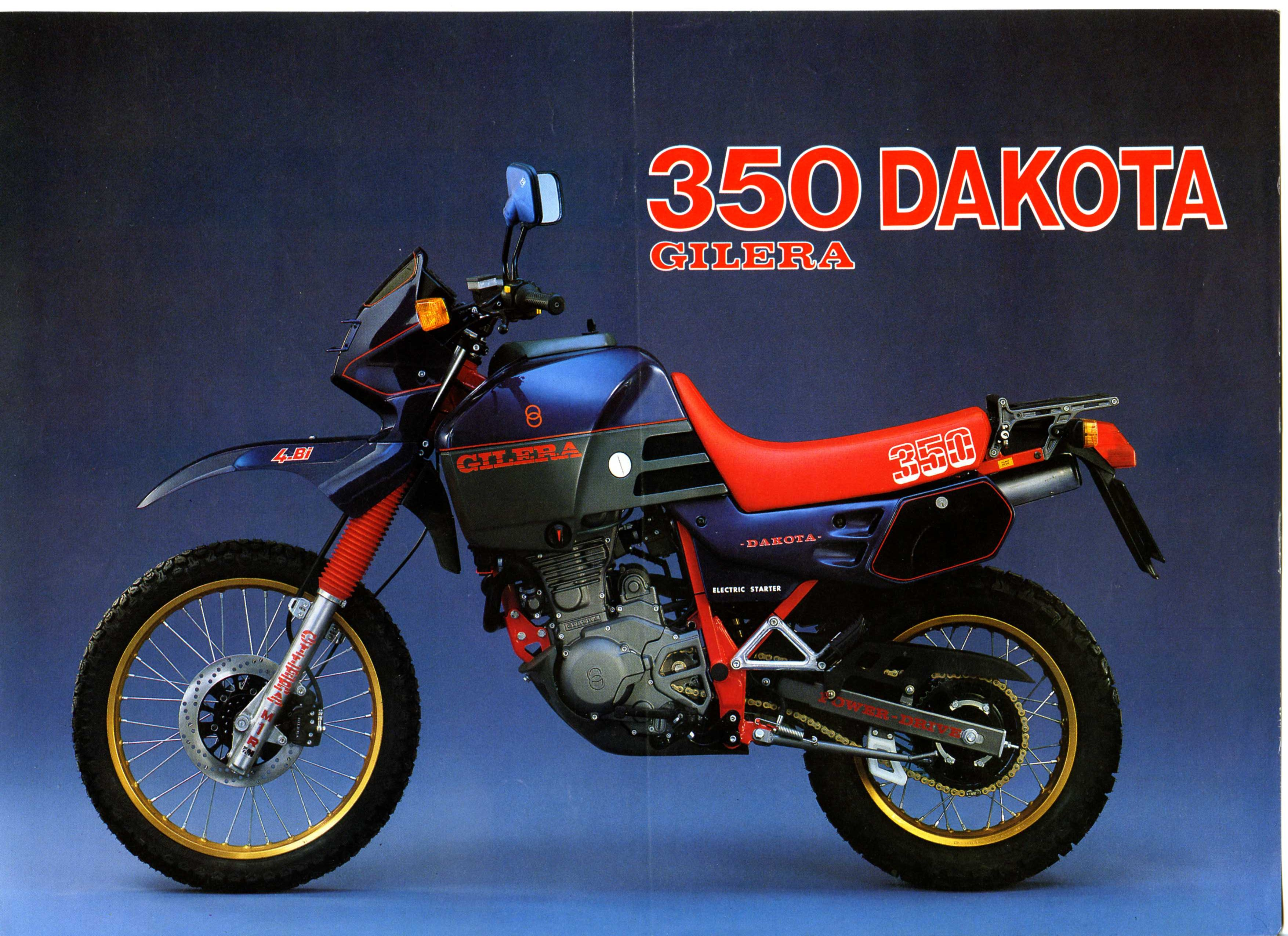 Gilera 500 Dakota images #95170