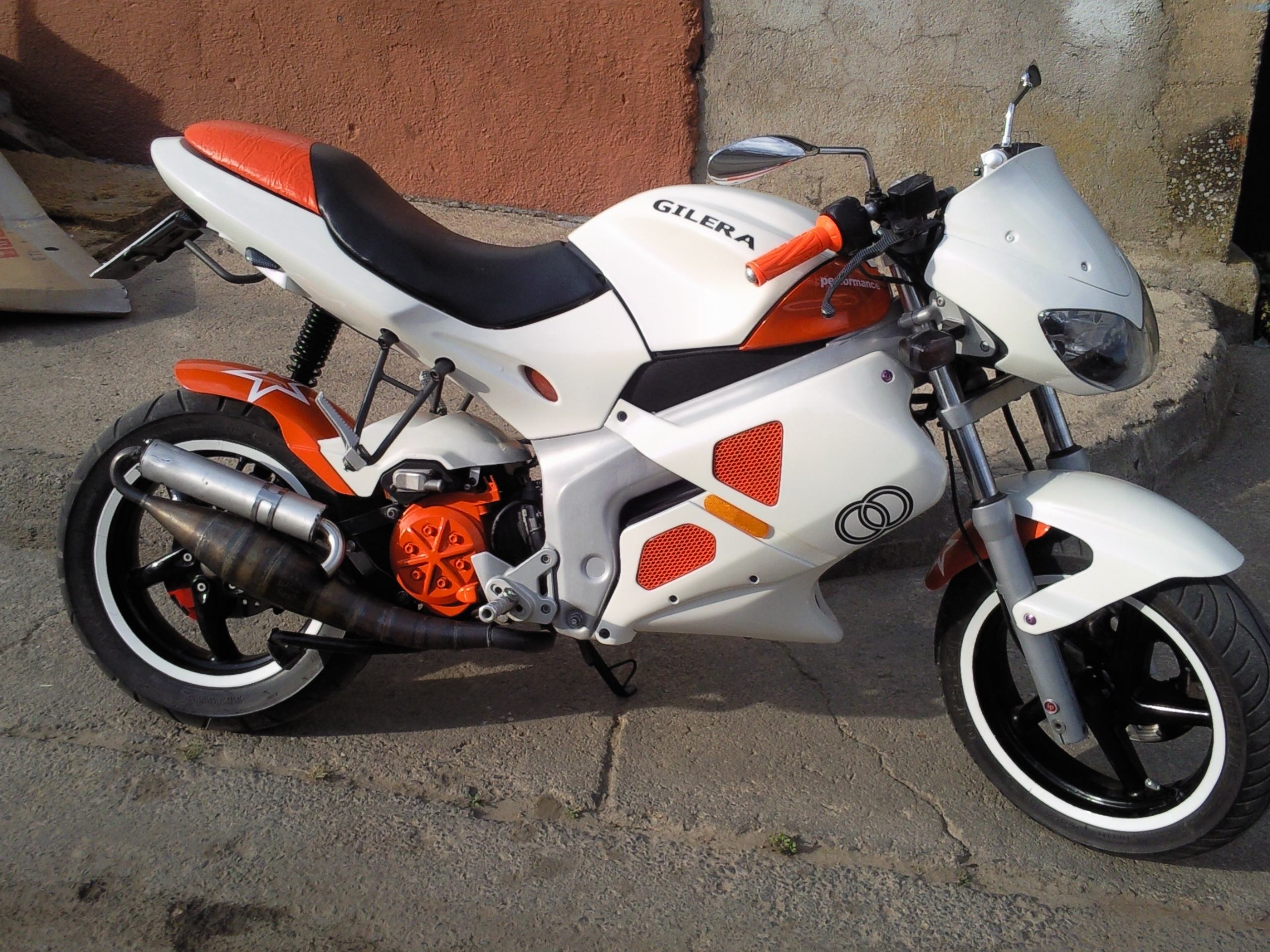 Gilera DNA 125 2002 images #96065