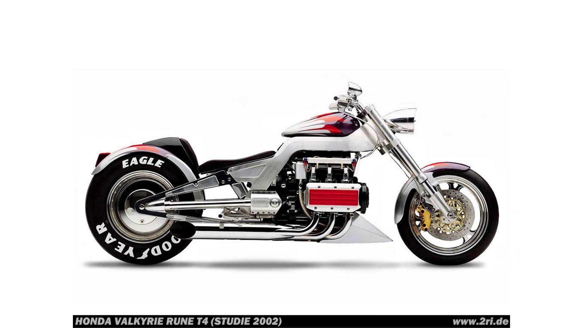 Honda Valkyrie Rune Pics Specs And List Of Seriess By Year Onlymotorbikes Com