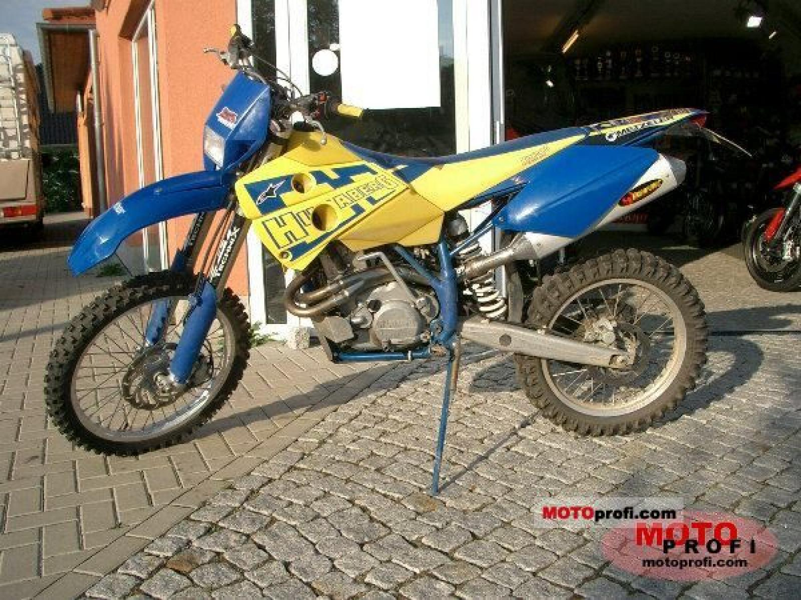 Husaberg FE 501 E wallpapers #137566