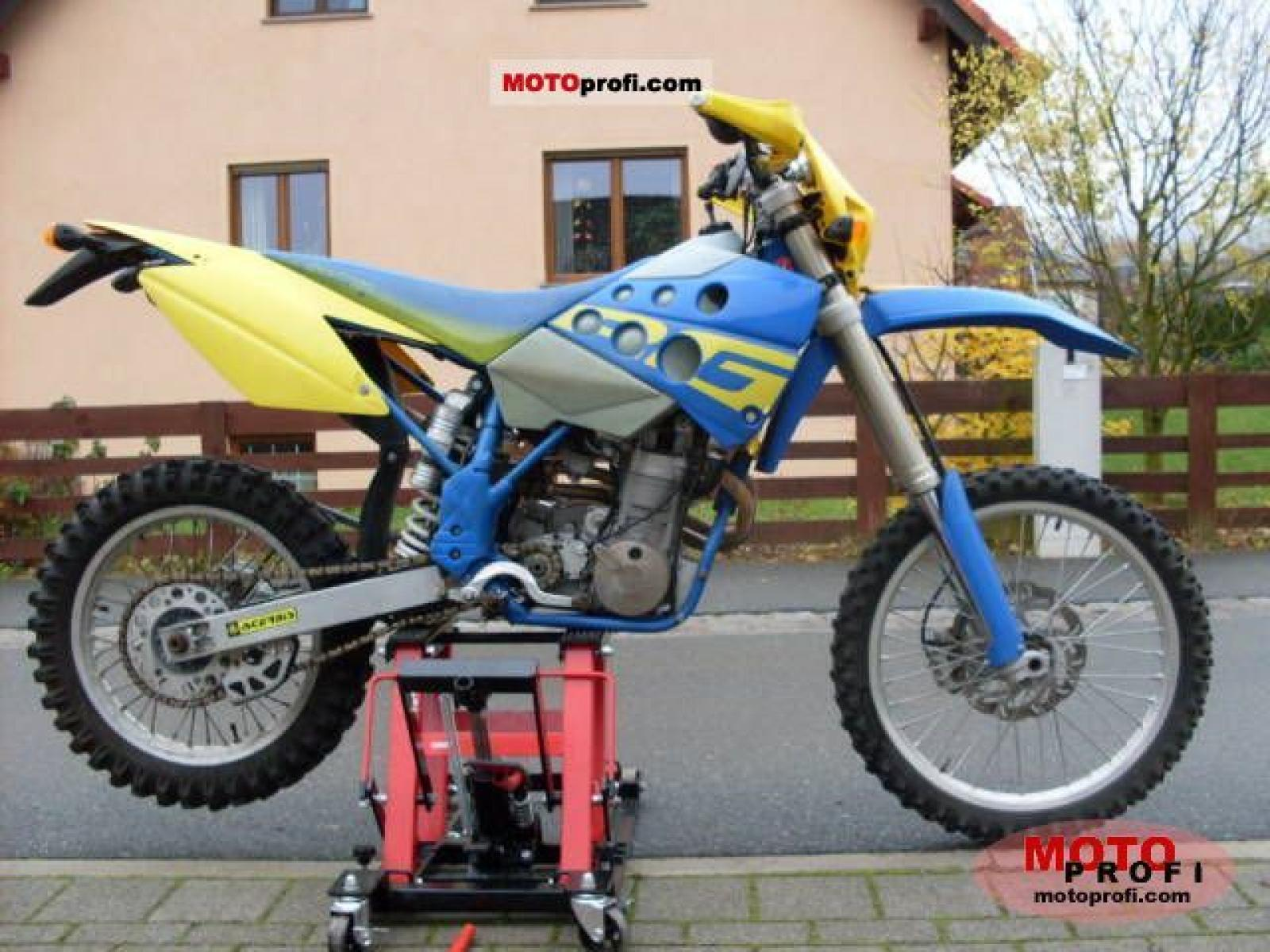 Husaberg FS 400 C wallpapers #137789