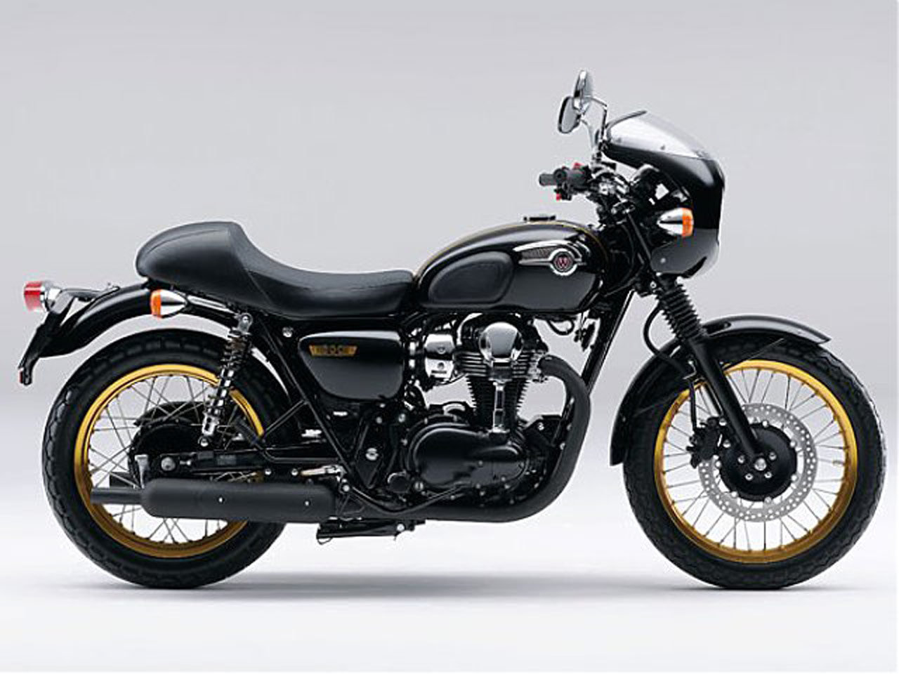 Kawasaki W800 Cafe Style images #86140