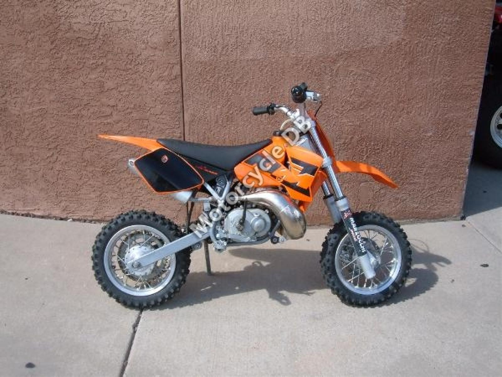 KTM 50 SX Pro Junior LC 2003 images #85743