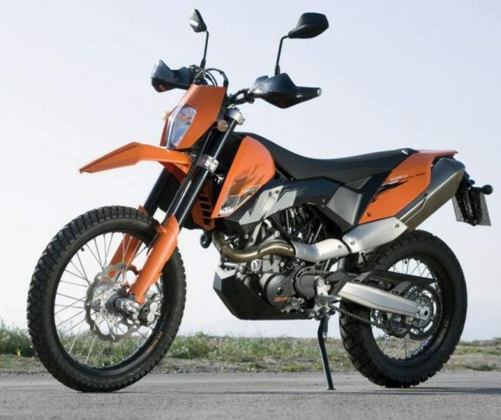 KTM 690 Supermoto Limited Edition images #155319