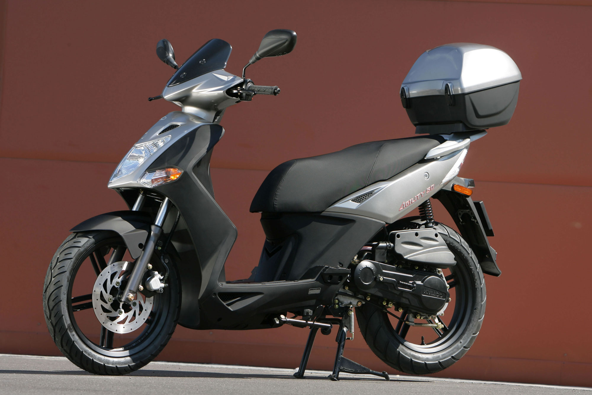 Kymco Agility City 125 images #101817