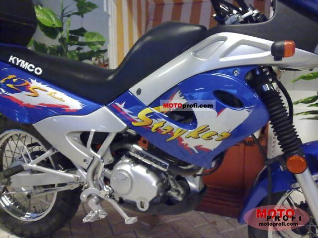 Kymco Heroism 125 2001 images #101024