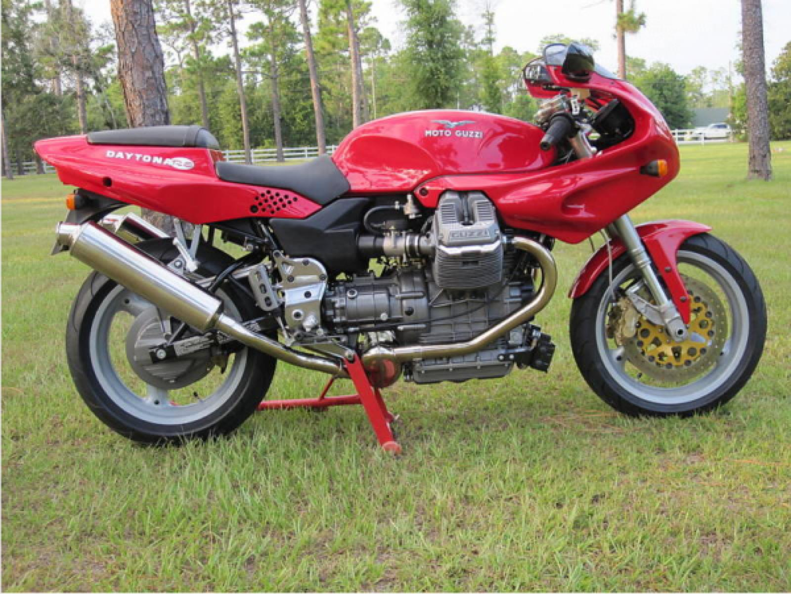 Moto Guzzi 1000 Daytona Injection images #108540